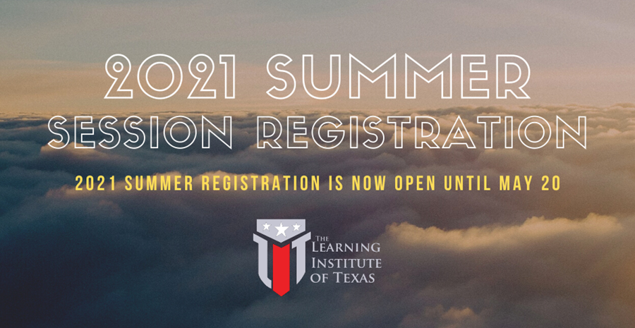 2021 Summer Session Registration WEB Posting
